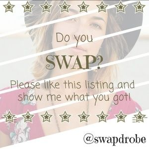 Swapdrobe Shoes - Do you happen to swap, sweetheart? 隆‍♀️